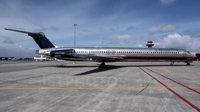N482JC - McDonnell Douglas MD-82 - Untitled