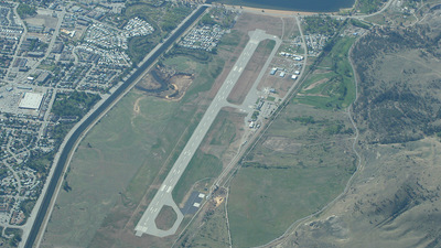 CYYF - Airport - Airport Overview