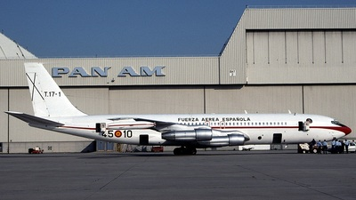 T.17-1 - Boeing 707-331B - Spain - Air Force
