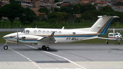 PT-WSJ - Beechcraft B300 King Air 350 - Private