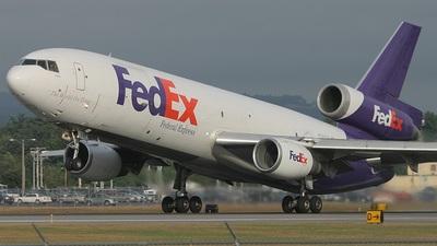 N397FE - McDonnell Douglas DC-10-10(F) - FedEx
