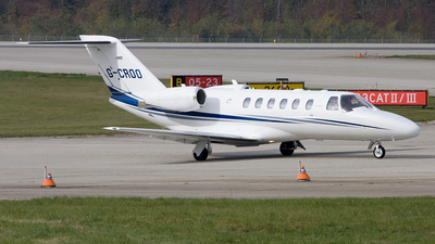 G-CROO - Cessna 525A CitationJet 2 Plus - Private