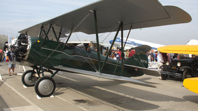 N8700 - Curtiss-Wright Travel Air 4000 - Private