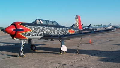 N9191P - Nanchang CJ-6A - Private