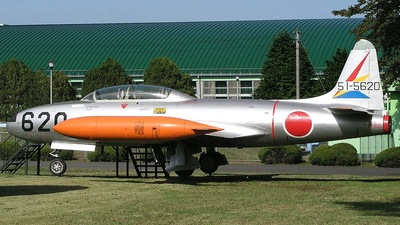 51-5620 - Lockheed T-33A Shooting Star - Japan - Air Self Defence Force (JASDF)