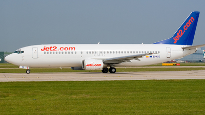 EC-KDZ - Boeing 737-46J - Jet2.com (Futura International Airways)