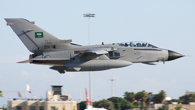 7503 - Panavia Tornado IDS - Saudi Arabia - Air Force
