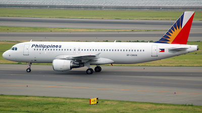 RP-C8606 - Airbus A320-214 - Philippine Airlines