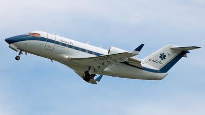 C-GCFG - Bombardier CL-600-2A12 Challenger 601 - Canada - Quebec Service Aerien Gouvernemental