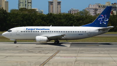A picture of N672RY -  - [] - © Hector Rivera - Puerto Rico Spotter