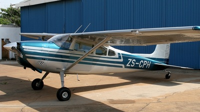 ZS-CPH - Cessna 180C Skywagon - Private