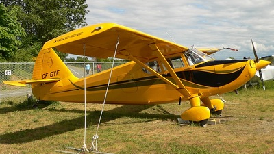 CF-GYF - Stinson 108 Voyager - Private