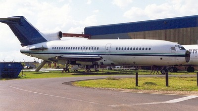 ZS-IJE - Boeing 727-23 - Inter Air