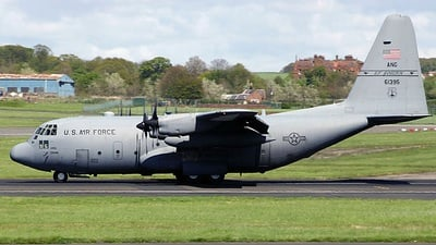 86-1395 - Lockheed C-130H Hercules - United States - US Air Force (USAF)