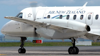 ZK-NLC - Saab 340A - Air New Zealand Link (Air Nelson)