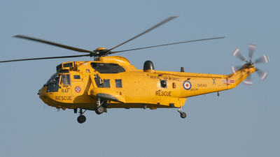 ZH543 - Westland Sea King HAR.3A - United Kingdom - Royal Air Force (RAF)