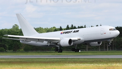 C-GKLY - Boeing 767-223(SF) - First Air