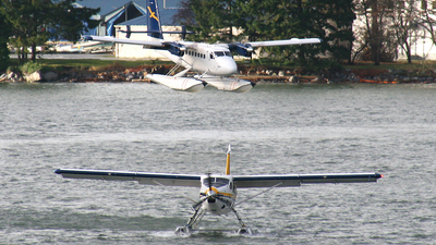 C-FHAX - De Havilland Canada DHC-3T Vazar Turbine Otter - Harbour Air