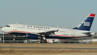 N807AW - Airbus A319-132 - US Airways (America West Airlines)