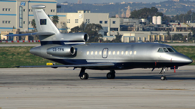 CS-TFN - Dassault Falcon 900B - Private