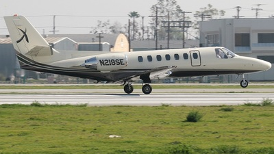 N218SE - Cessna 560 Citation V - Private
