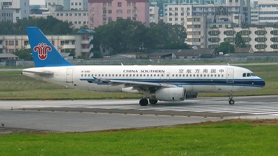 B-2401 - Airbus A320-232 - China Southern Airlines