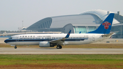 B-5121 - Boeing 737-83N - China Southern Airlines
