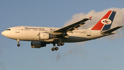 F-OHPS - Airbus A310-324 - Yemenia - Yemen Airways