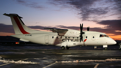 G-BYML - Dornier Do-328-100 - CityJet (ScotAirways)