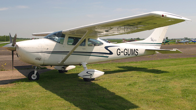 G-GUMS - Cessna 182P Skylane - Private