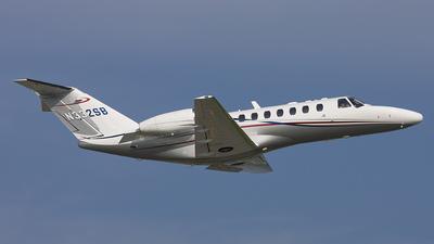N332SB - Cessna 525B CitationJet 3 - Private