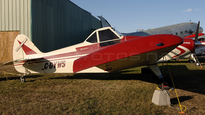 A picture of CGYWS - Piper PA25 Pawnee - [25 578] - © Peter Unmuth