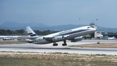 EC-BZO - Convair CV-990-30A-5 Coronado - Spantax