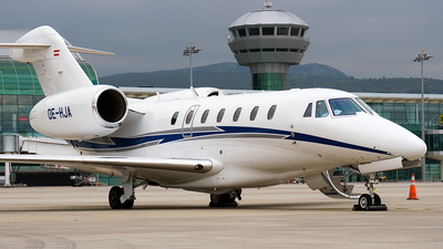 OE-HJA - Cessna 750 Citation X - JetAlliance