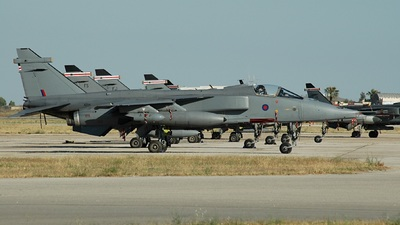 XZ114 - Sepecat Jaguar GR.3A - United Kingdom - Royal Air Force (RAF)