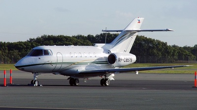 RP-C8576 - Raytheon Hawker 800XP - Private