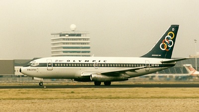 SX-BCD - Boeing 737-284(Adv) - Olympic Airways
