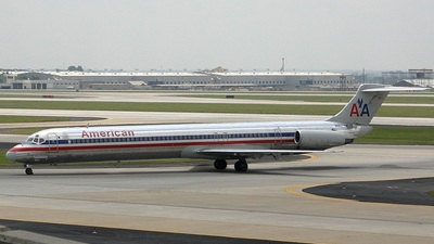 N907TW - McDonnell Douglas MD-82 - American Airlines