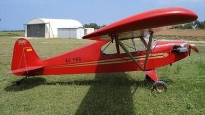 EC-YKU - Preceptor Aircraft Ultra Pup - Private