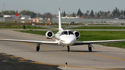 A picture of N43VS - Cessna 550 Citation II - [S5500069] - © Craig Allyn Rose