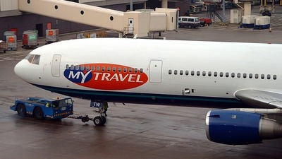 G-TDTW - McDonnell Douglas DC-10-10 - MyTravel Airways