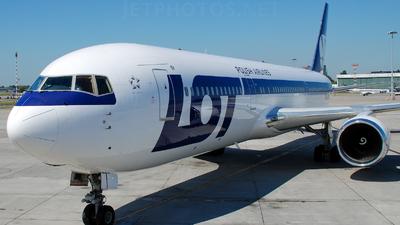 SP-LPG - Boeing 767-306(ER) - LOT Polish Airlines