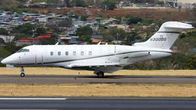 N300DG - Bombardier BD-100-1A10 Challenger 300 - Private