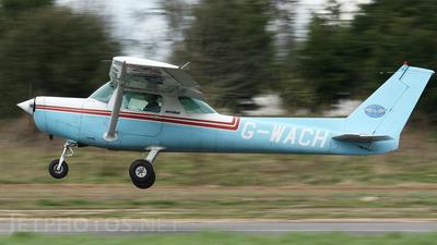 A picture of GWACH - Cessna FA152 Aerobat - [0425] - © Paul Stevenson