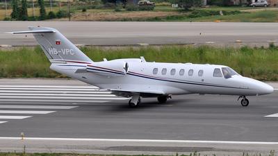 A picture of HBVPC - Cessna 525A CitationJet CJ2+ - [525A0331] - © Xevi