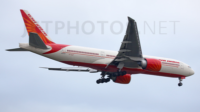 VT-ALF - Boeing 777-237LR - Air India