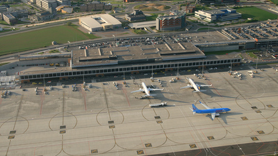 EBCI - Airport - Airport Overview