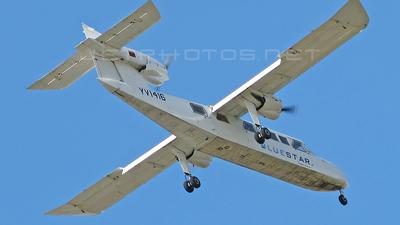 YV1416 - Britten-Norman BN-2A Mk.III Trislander - Bluestar Airlines