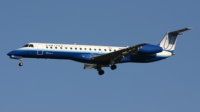 N853MJ - Embraer ERJ-145LR - United Express (Mesa Airlines)