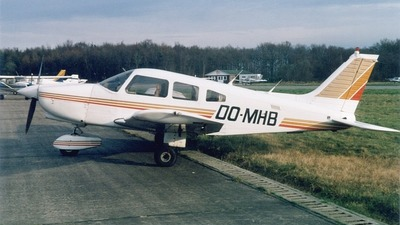 OO-MHB - Piper PA-28-236 Dakota - Private